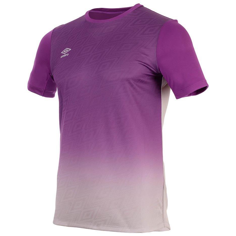Umbro T-shirt Manche Courte Elite Training Hybrid Jacquard M Charisma