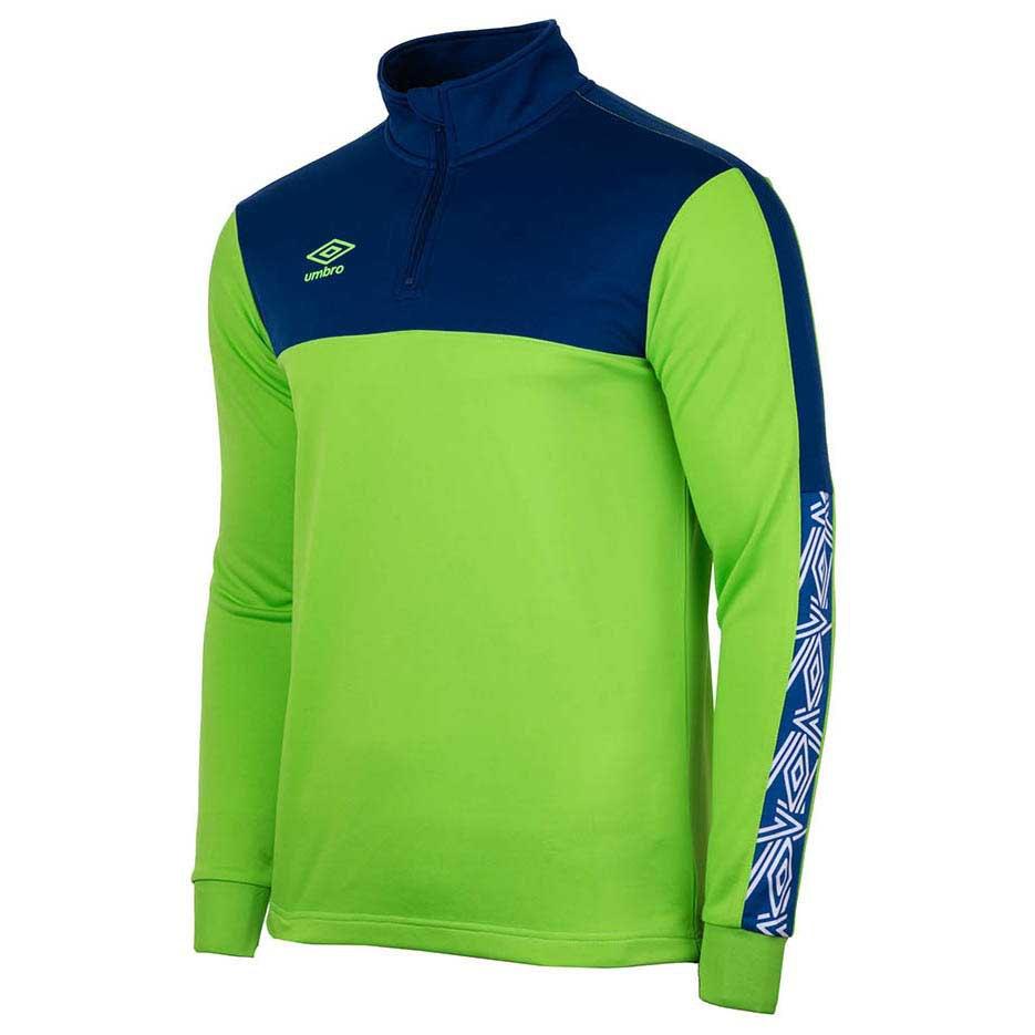 Umbro Sweatshirt Covadonga Training S Green / Navy