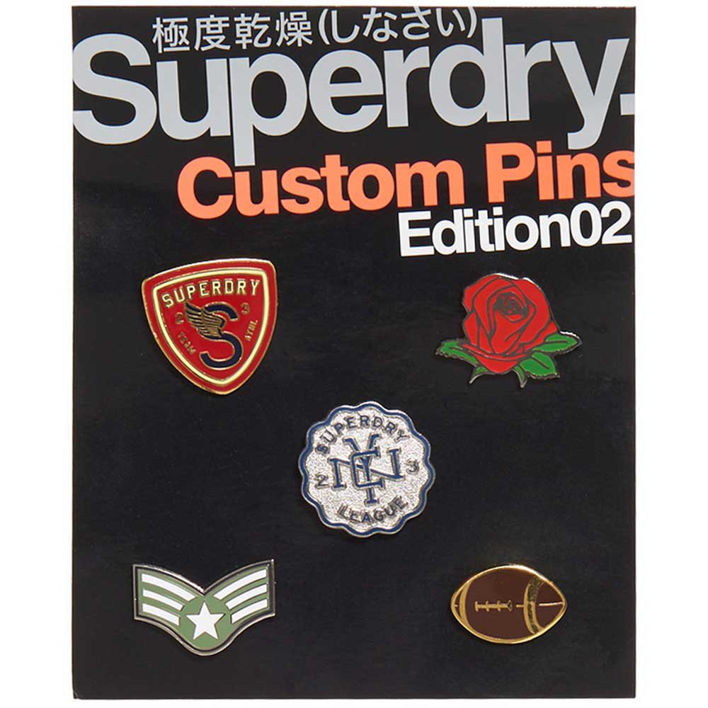 Superdry Custom Pin One Size Edition 02