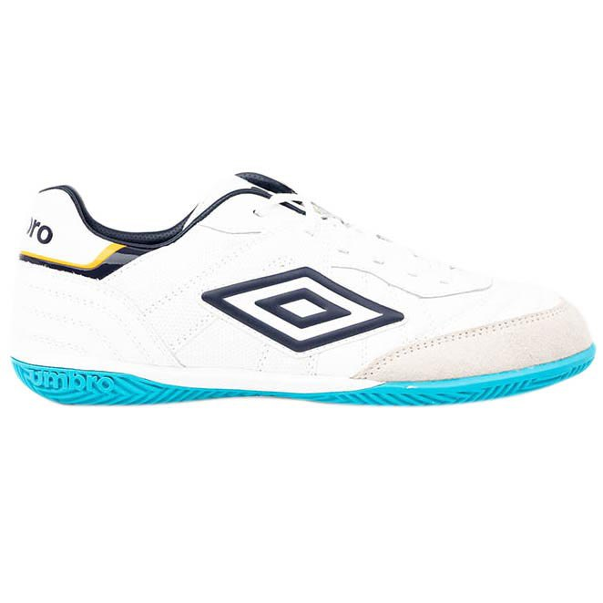 Umbro Speciali Eternal Team Nt Ic EU 39 1/2 White / Evening Blue / Scuba Blue / Zinnia