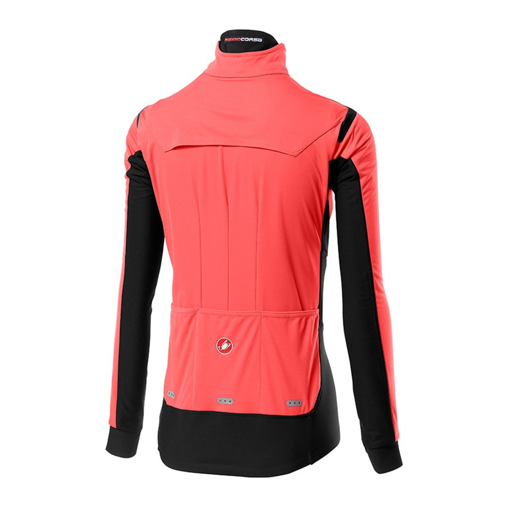 castelli-alpha-ros-xs-brilliant-pink-black