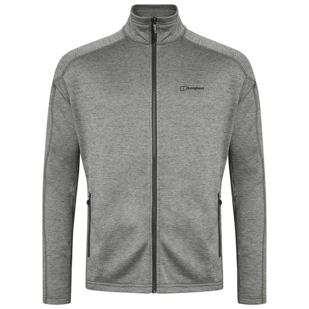 Berghaus Spitzer Interactive Fleece M Grey / Grey