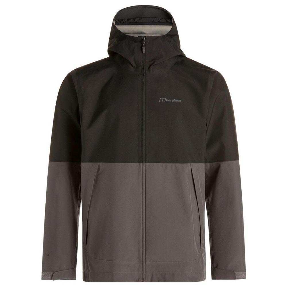 Berghaus Rosvik Jacket XL Black / Grey