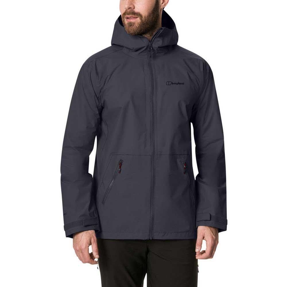 Berghaus Deluge Pro 2.0 Jacket XL Black / Black