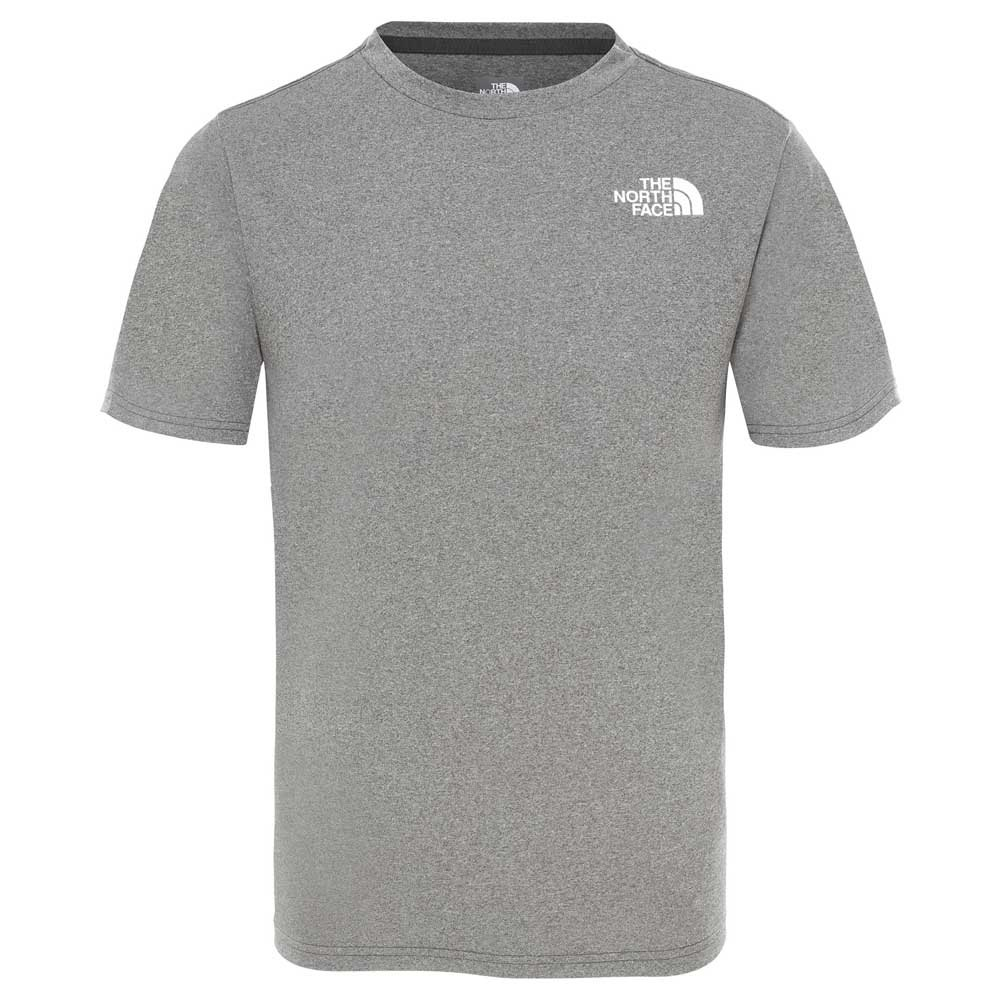The North Face T-shirt Manche Courte Reaxion 2.0 XS TNF Medium Grey Heather / TNF White