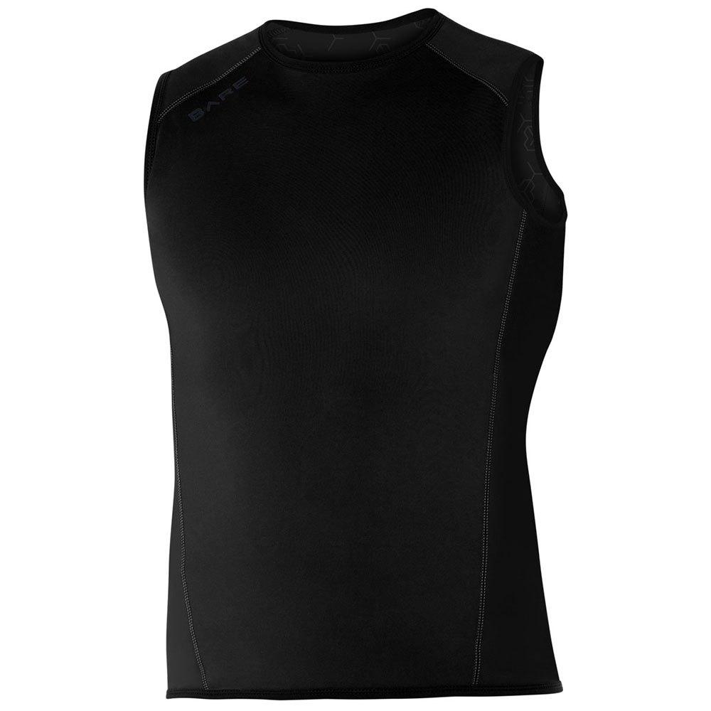 Bare Exowear L Black Thermo und UV-Schutz Exowear
