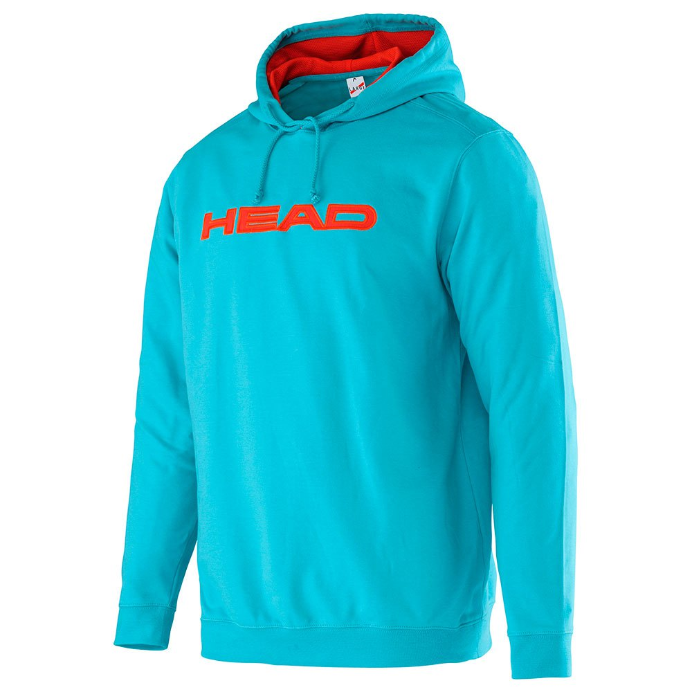 Head Racket Byron Hoody 128 cm turquoise / orange