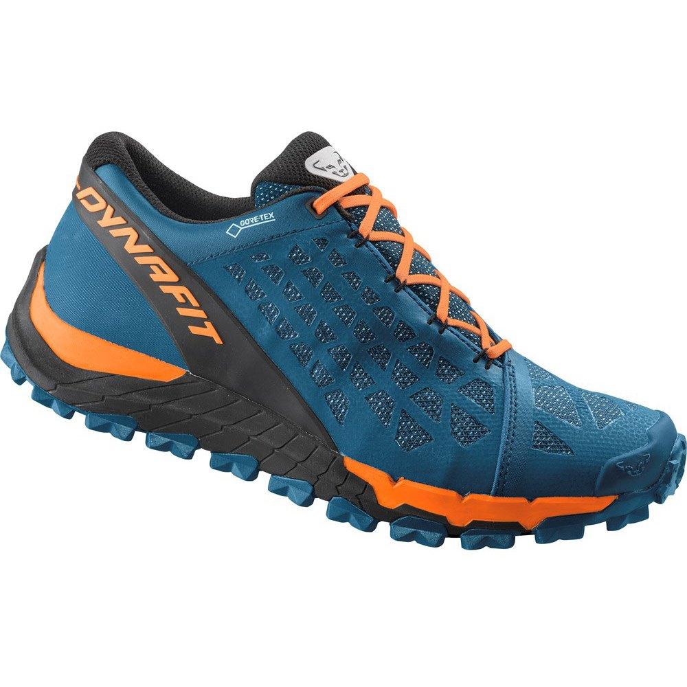 Dynafit Trailbreaker Evo Goretex EU 41 Mykonos Blue / Shoking Orange
