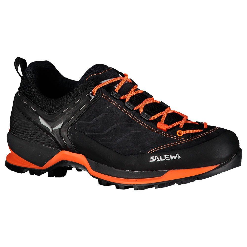 Salewa Mtn Trainer EU 41 Asphalt / Fluo Orange