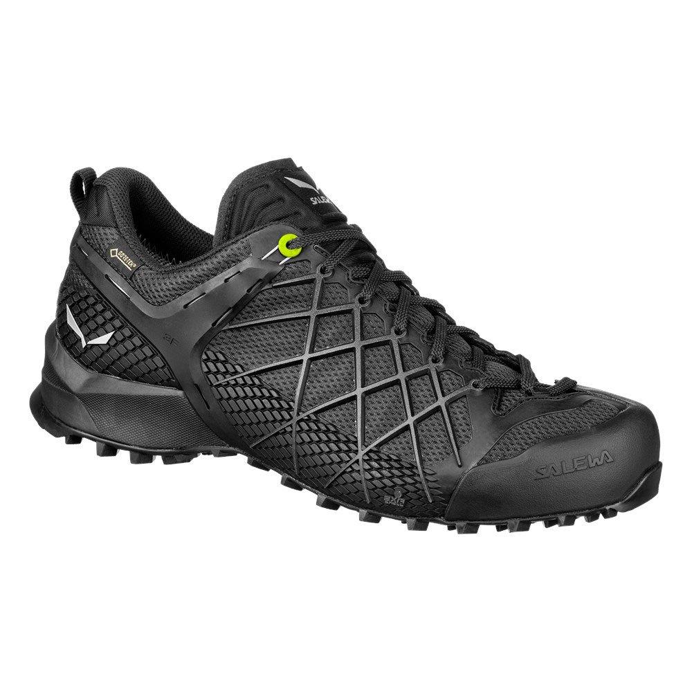 Salewa Wildfire Goretex Hiking Shoes EU 48 1/2 Black Out / Silver