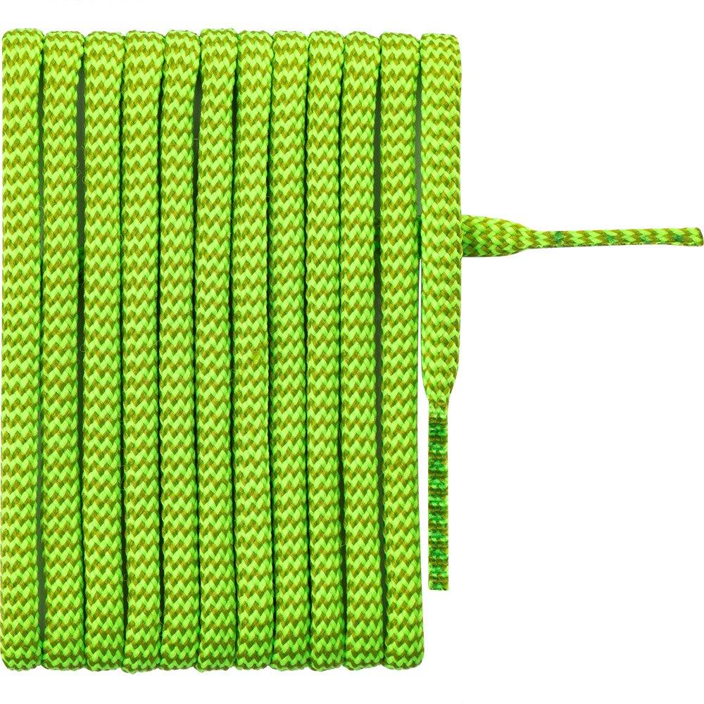 Salewa Mountaineering Shoelace 165 cm Green / Yellow