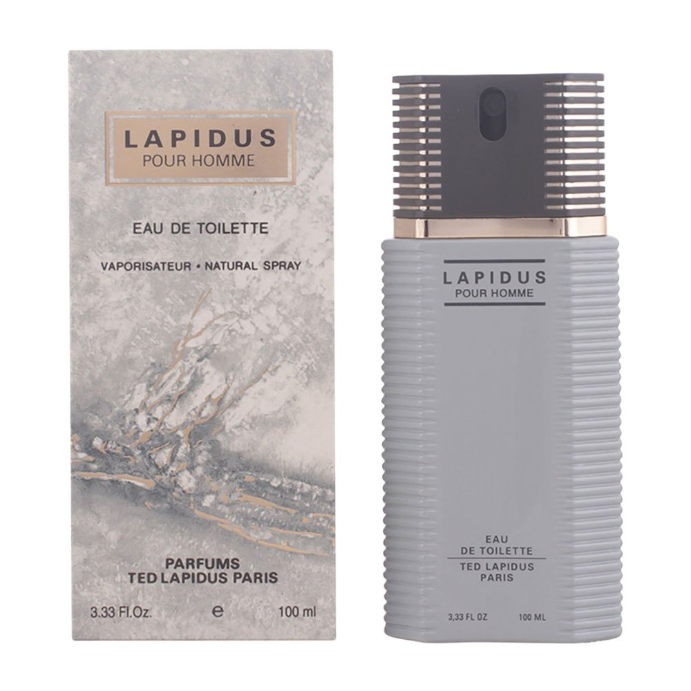 Ted Lapidus Pour Homme Vapo 100ml One Size