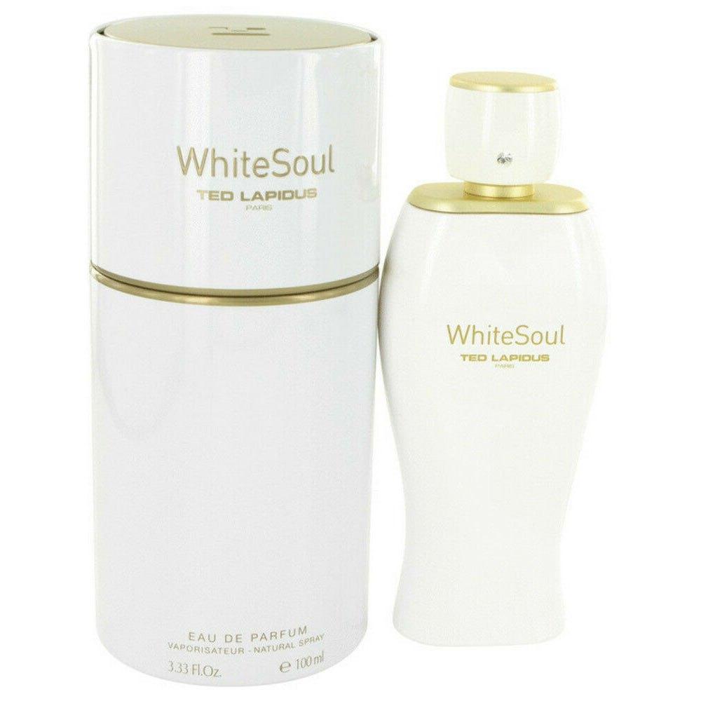 Ted Lapidus White Soul Vapo 100ml One Size