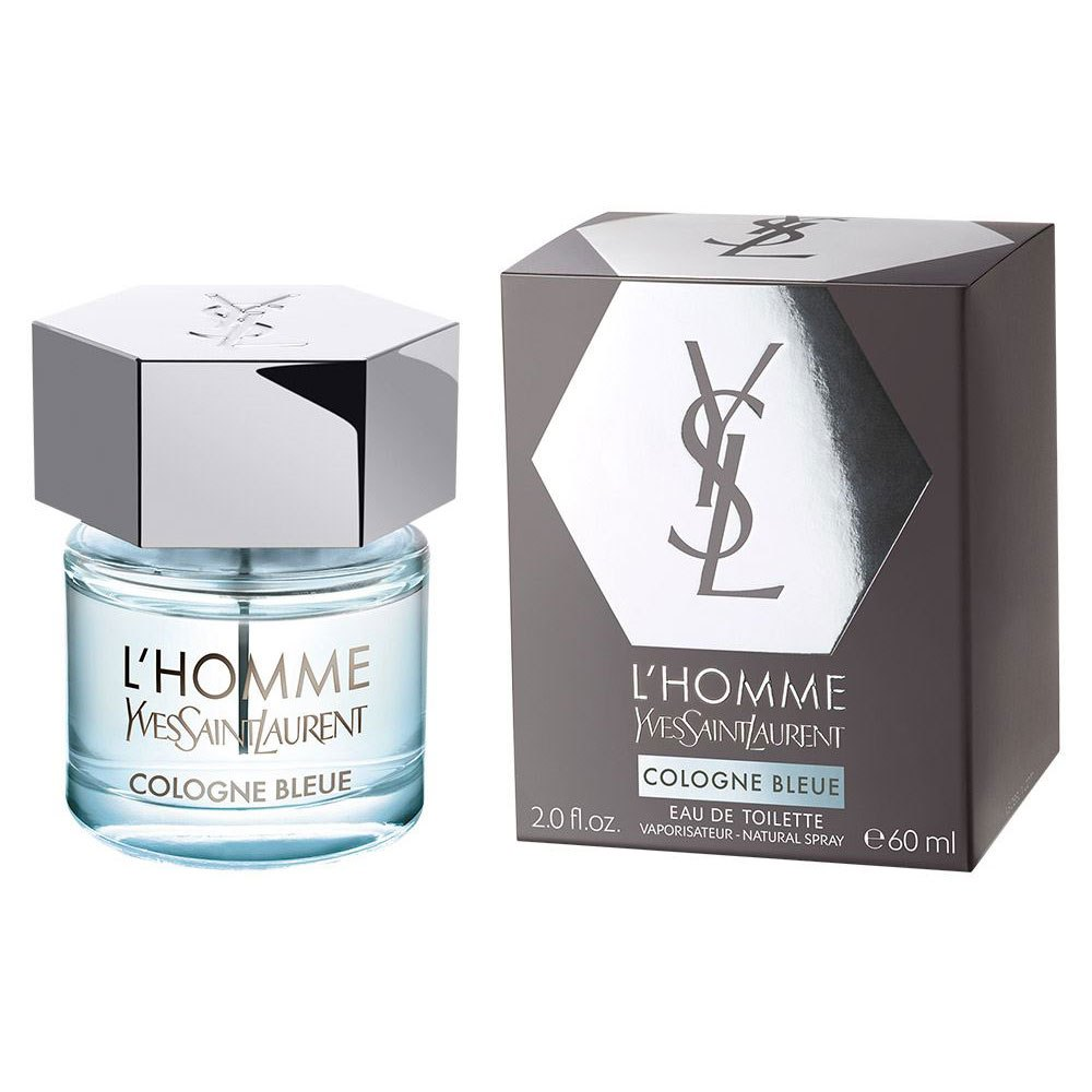 Yves Saint Laurent L´homme Blue Vapo 60ml One Size