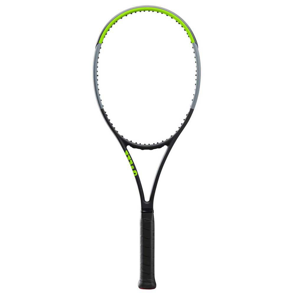 Wilson Blade 98 18x20 V7.0 Unstrung 2 Black / Green