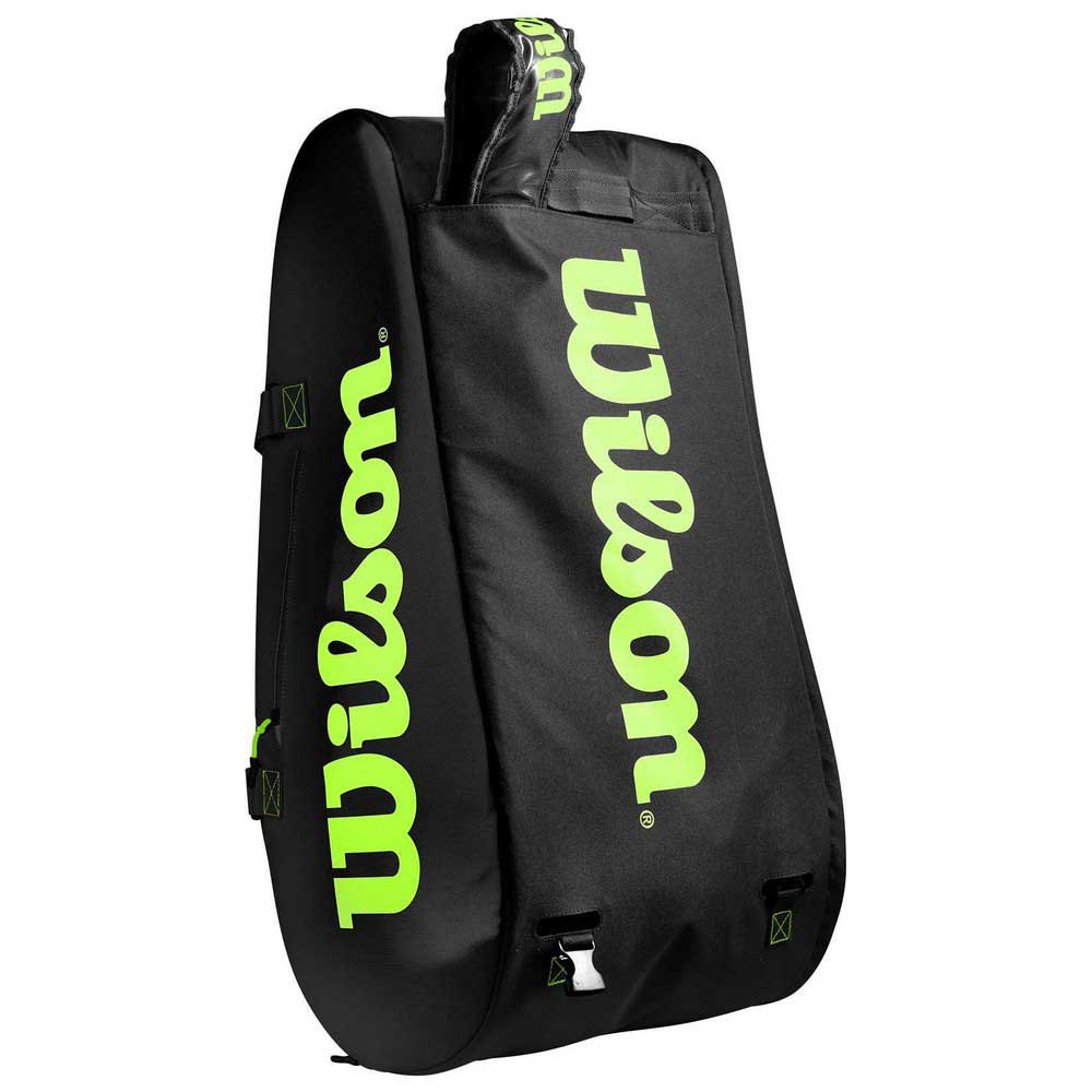 Wilson Super Tour Competition One Size Charcoal / Green