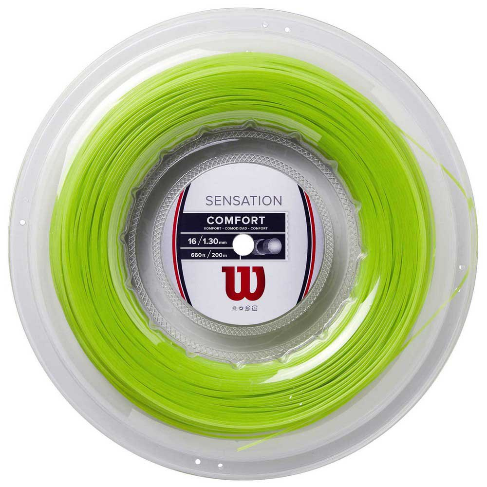 Wilson Sensation 200 M 1.30 mm Neon Green