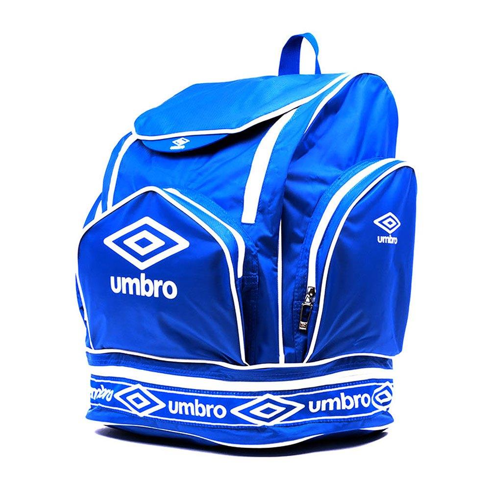 Umbro Retro Italia One Size Regal Blue / White