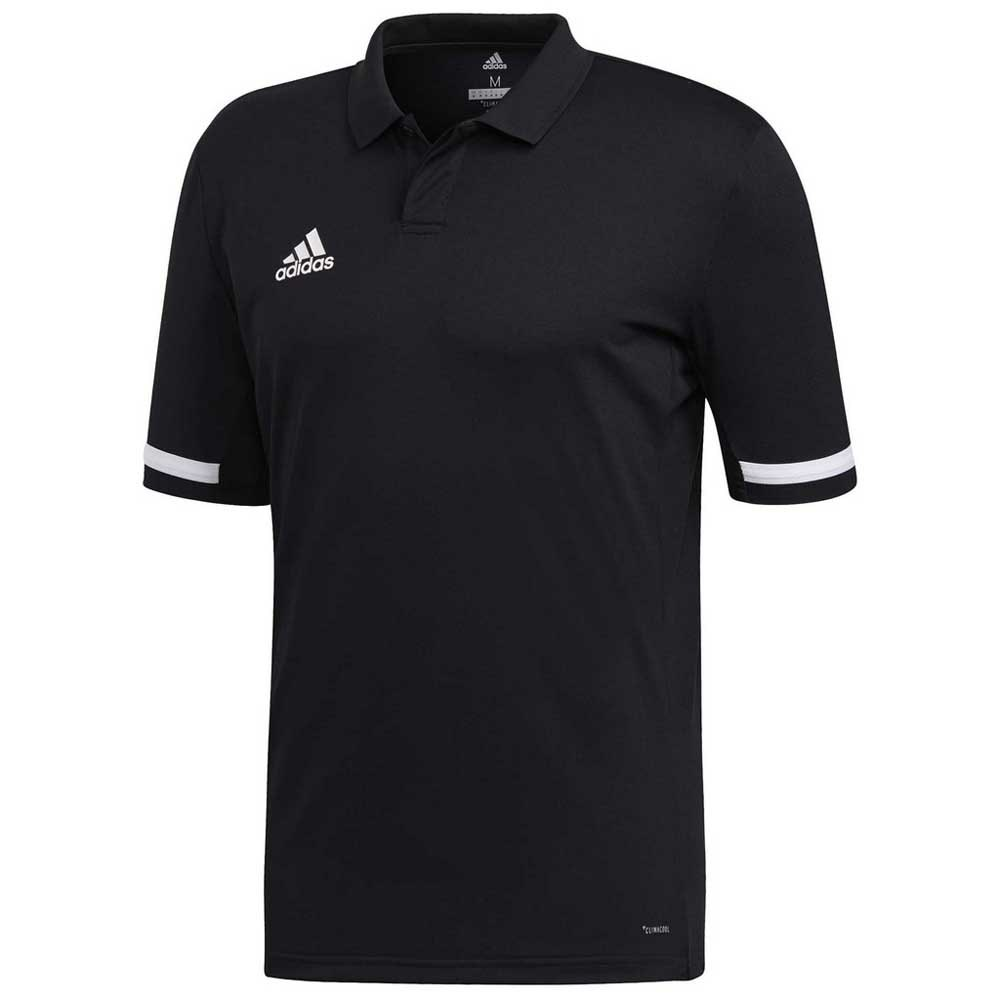 Adidas Polo Manche Courte Team 19 Tall XL Black / White
