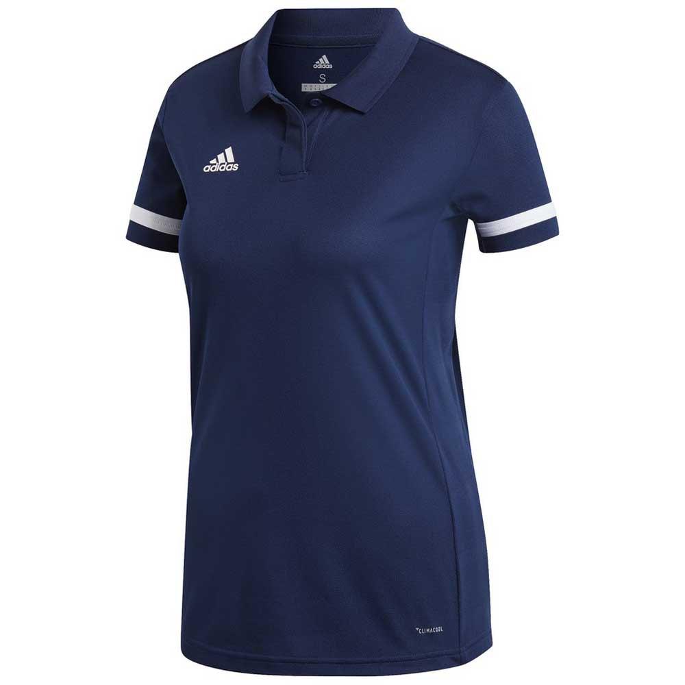 Adidas Team 19 Long XL Navy Blue / White