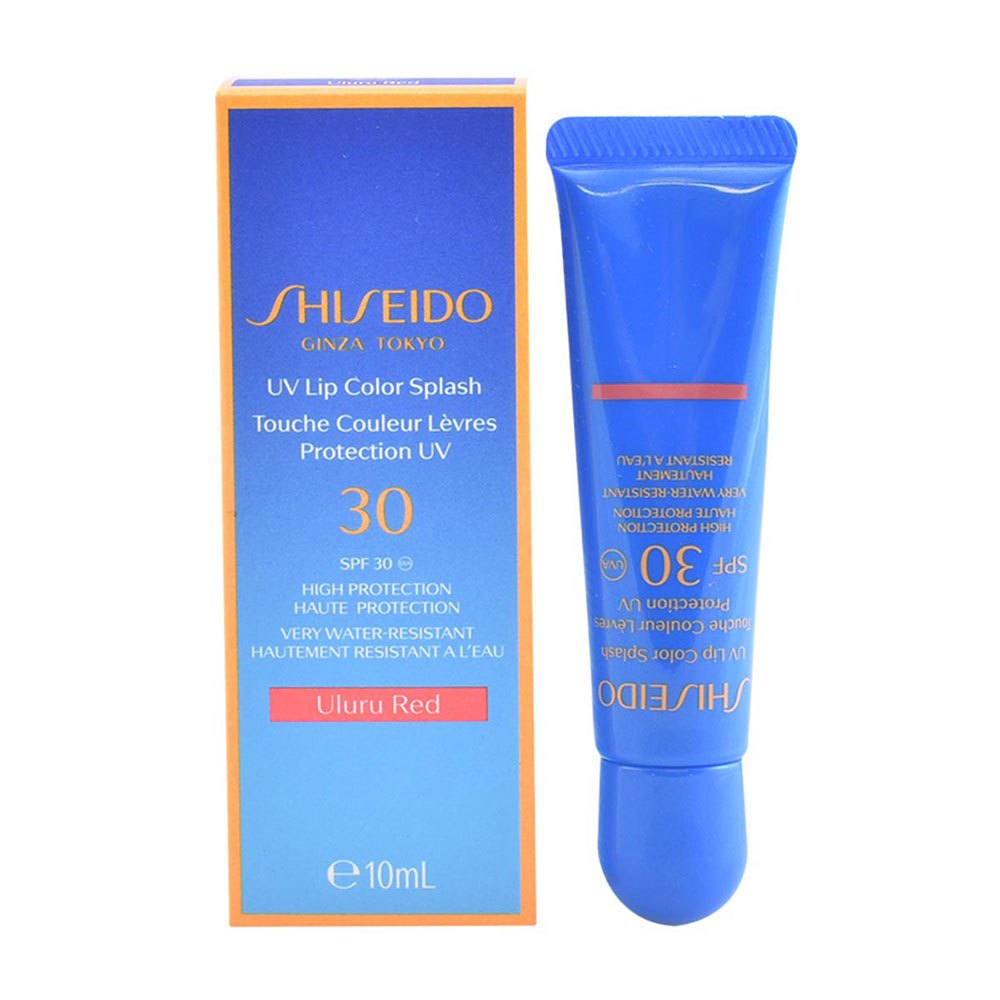 Shiseido Uv Color Splash Cream Spf30 Uluru Red One Size