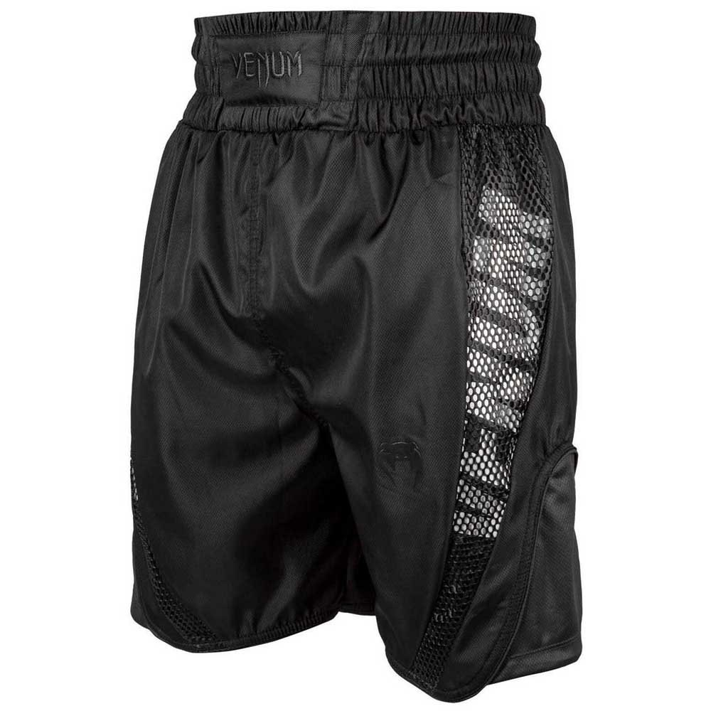 Venum Elite Boxing XL Black / Black