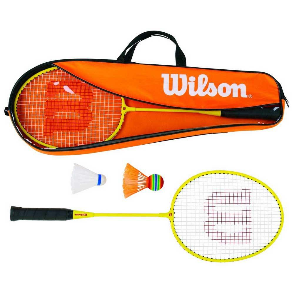 Wilson Starter Kit Junior 3 Orange / Yellow