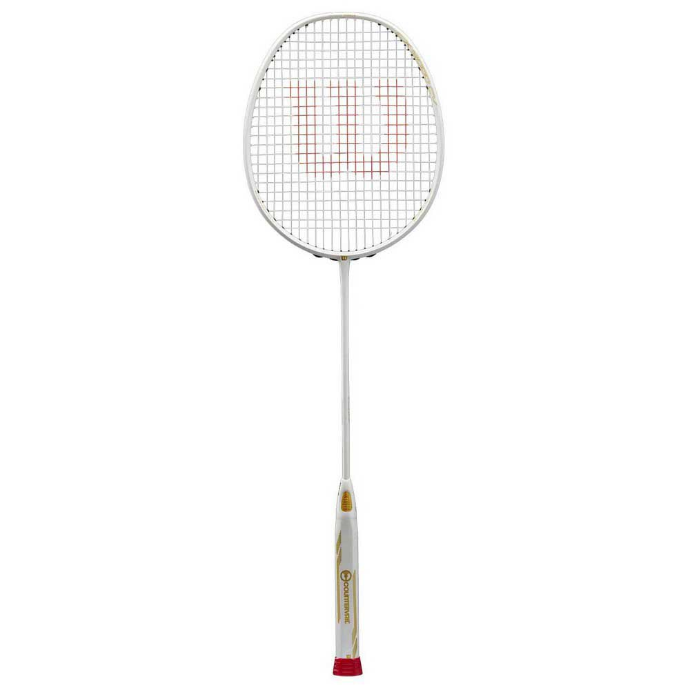 Wilson Fierce Cx 9000 4 White / White