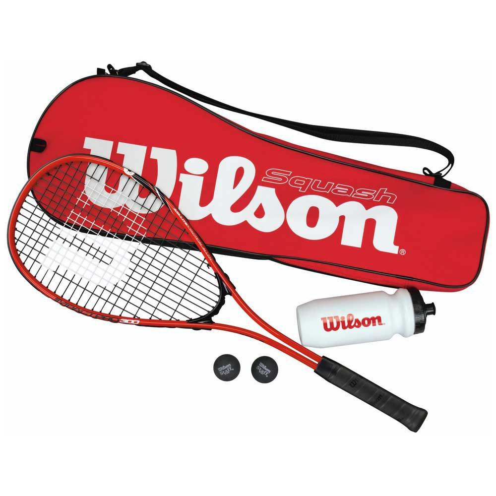 Wilson Starter Kit One Size Red / Black
