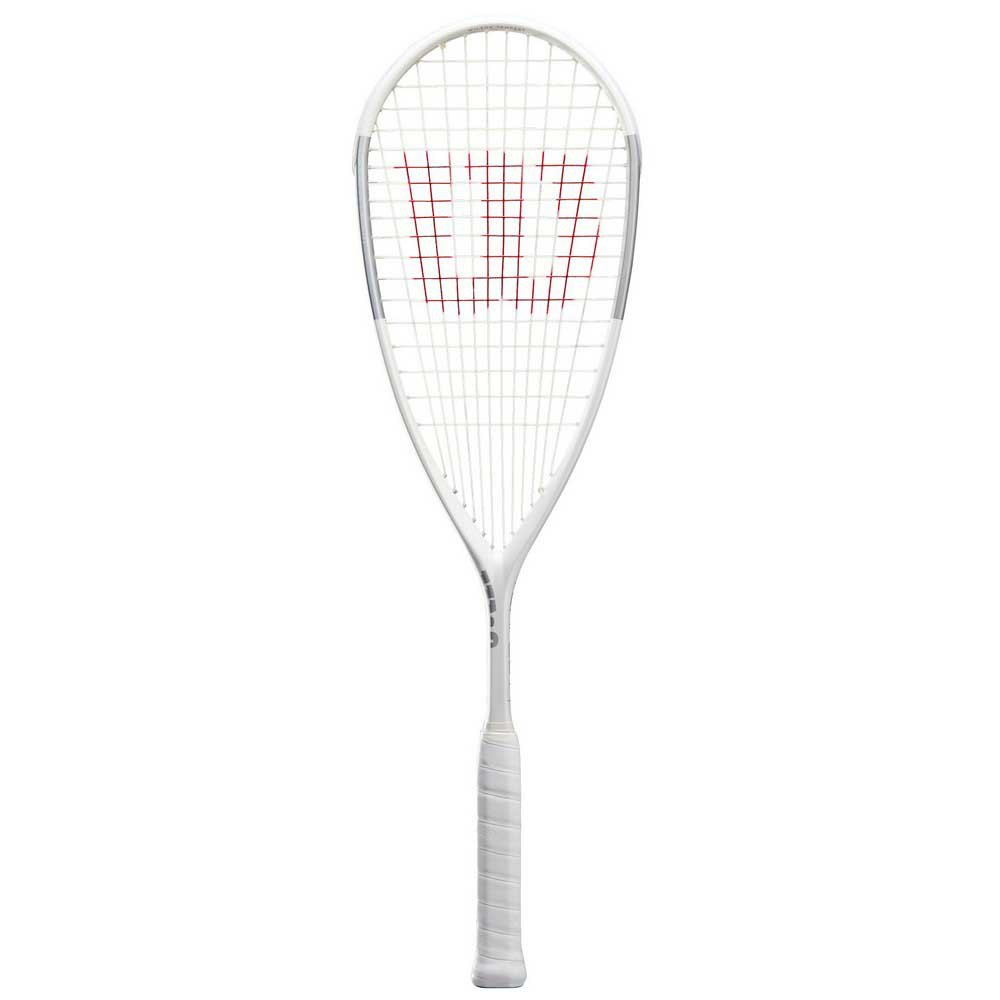 Wilson Tempest Lite One Size White / Silver