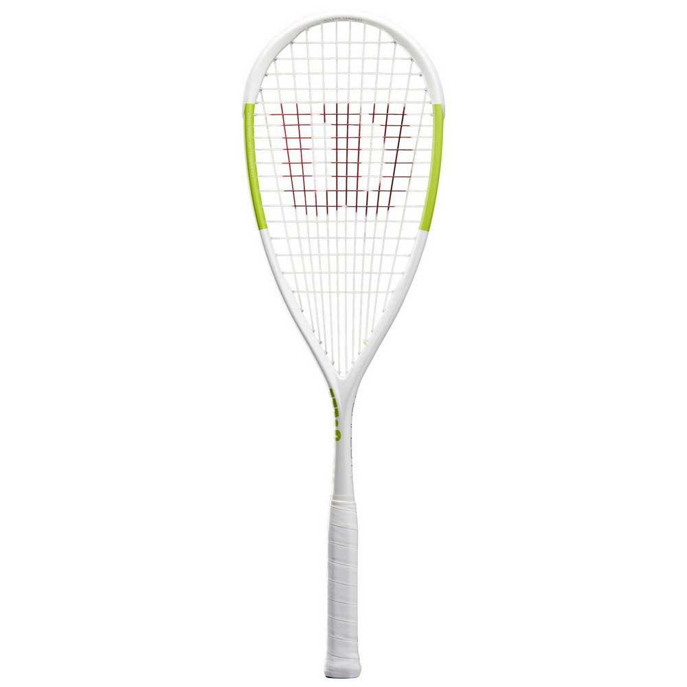 Wilson Tempest Pro One Size White / Green