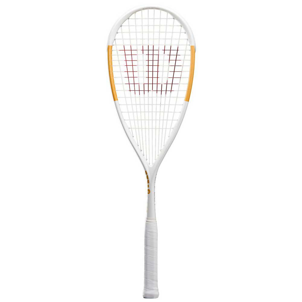 Wilson Tempest Pro One Size White / Gold