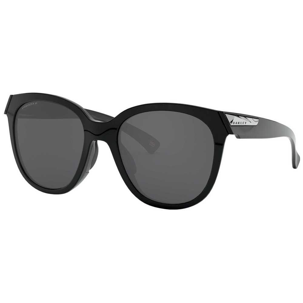 Oakley Low Key Prizm Black Polarized/CAT3 Polished Black