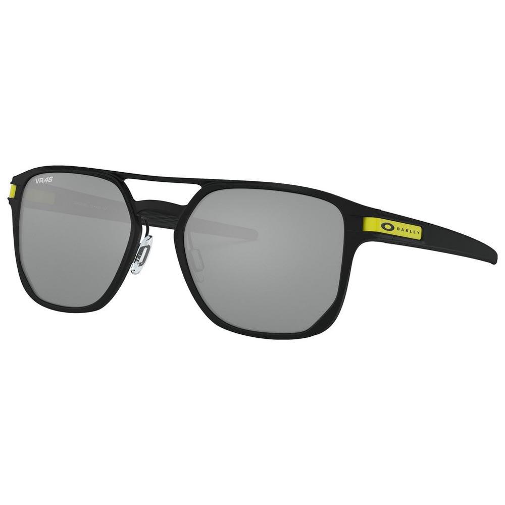 Oakley Latch Alpha Vr46 Prizm Black/CAT3 Matte Black