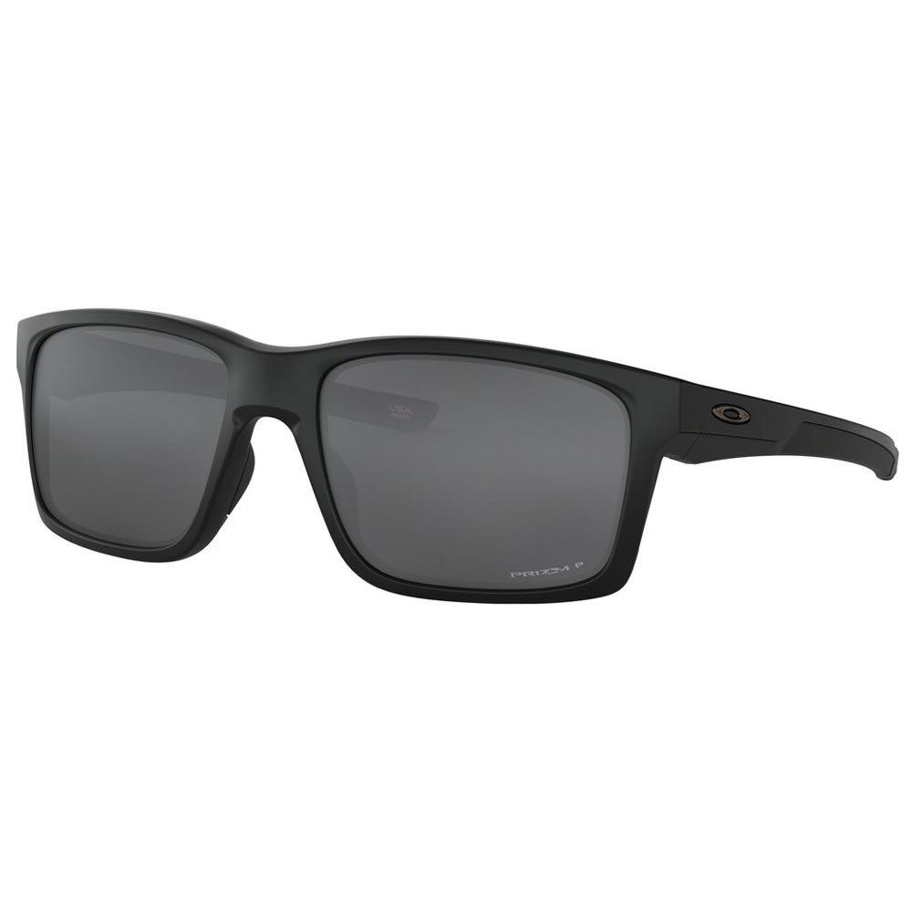 Oakley Mainlink Prizm Black Polarized/CAT3 Matte Black