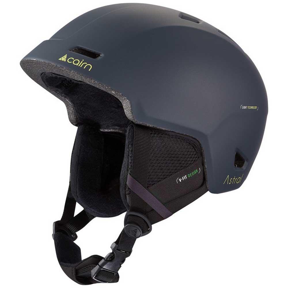 Cairn Astral Helmet XXL Mat Shadow Lemon