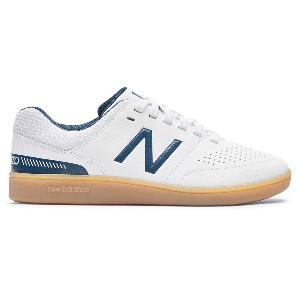 New Balance Chaussures Football Salle Audazo V4 Control In EU 34 1/2 White