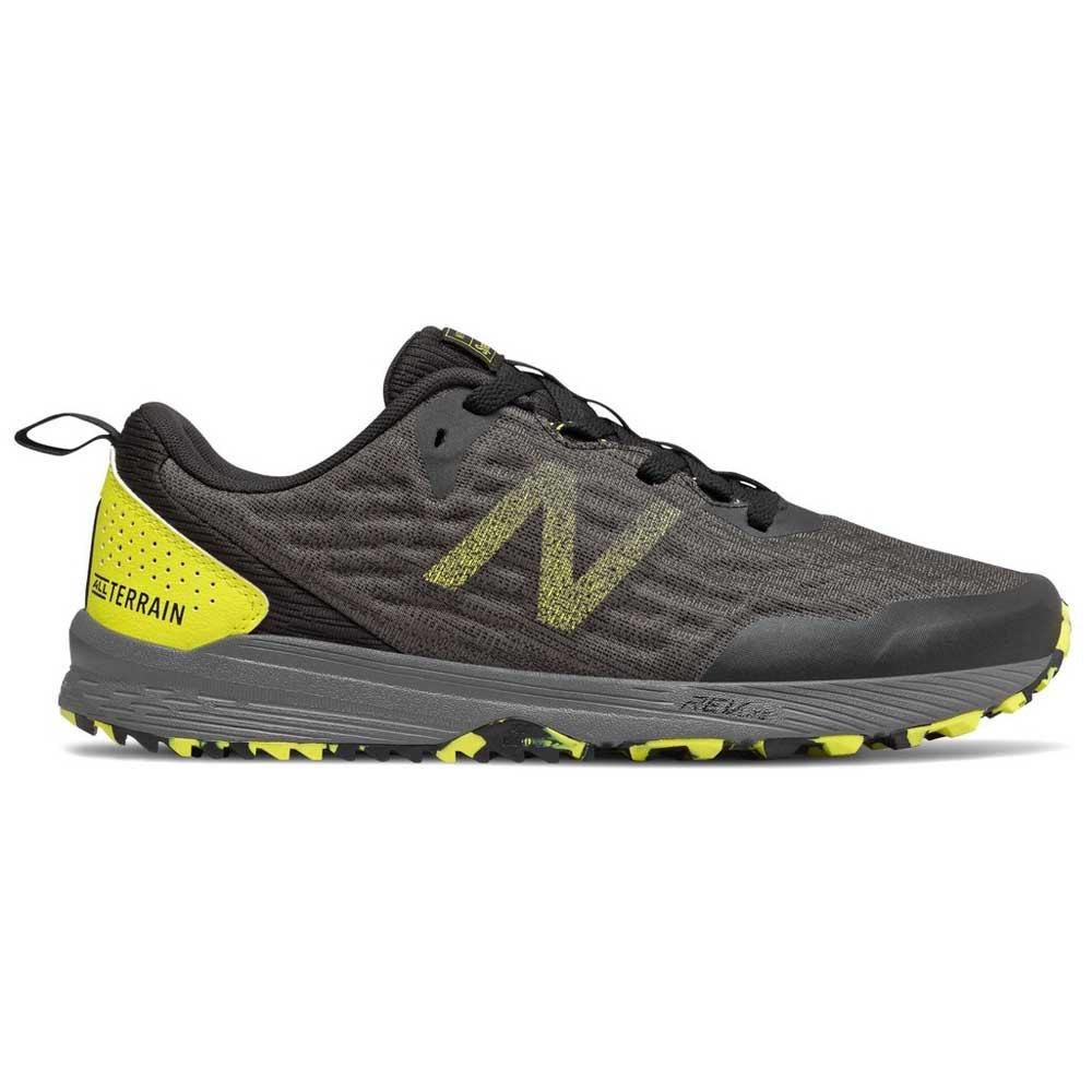 New Balance Nitrel V3 EU 46 1/2 Black / Yellow