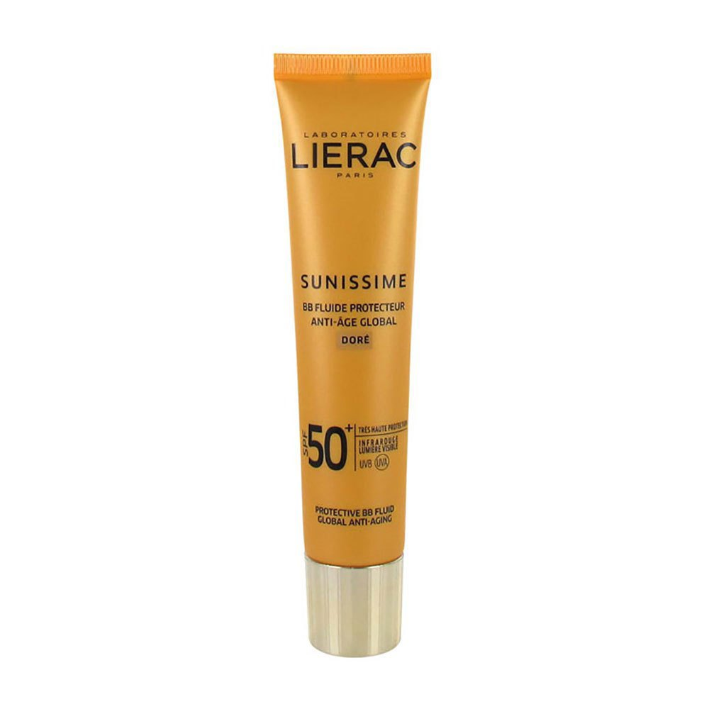 Lierac Sunissime Bb Golden Protective Fluid Spf50 40ml One Size