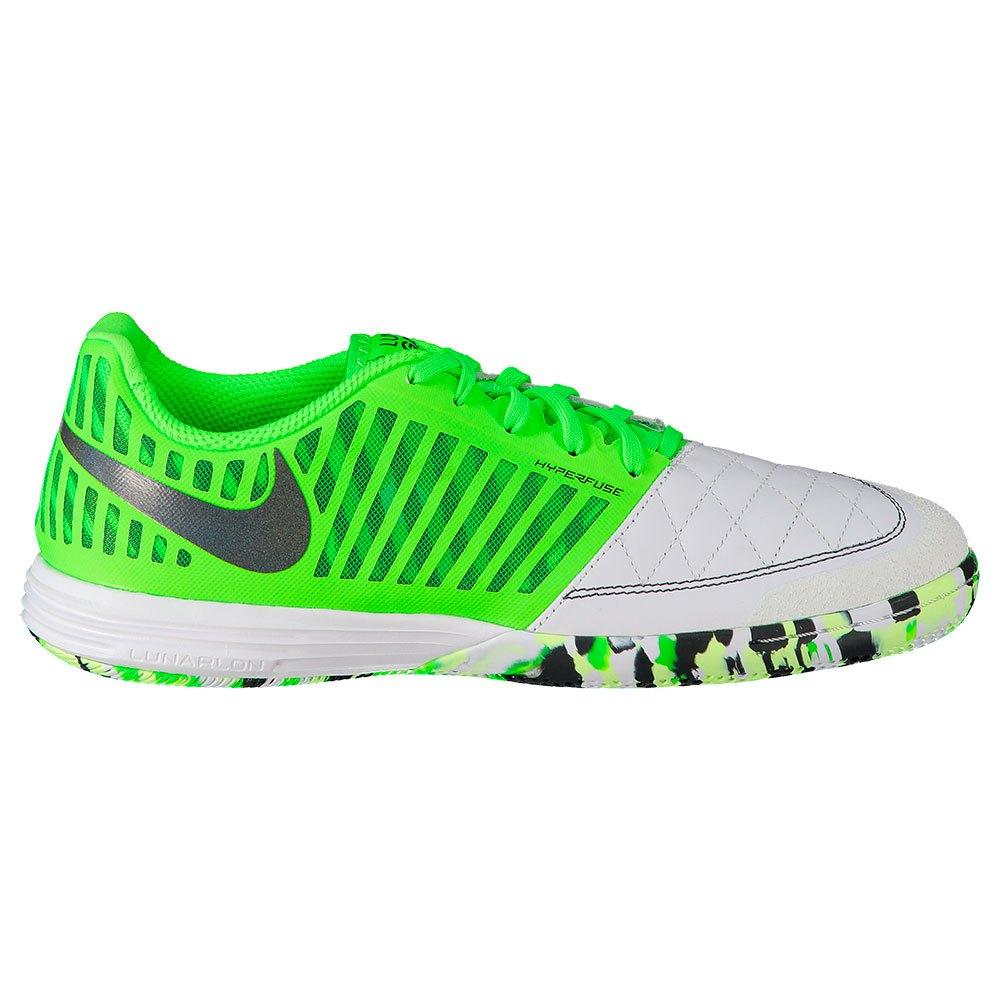 Nike Lunargato Ii Ic EU 47 White / Anthracite / Electric Green