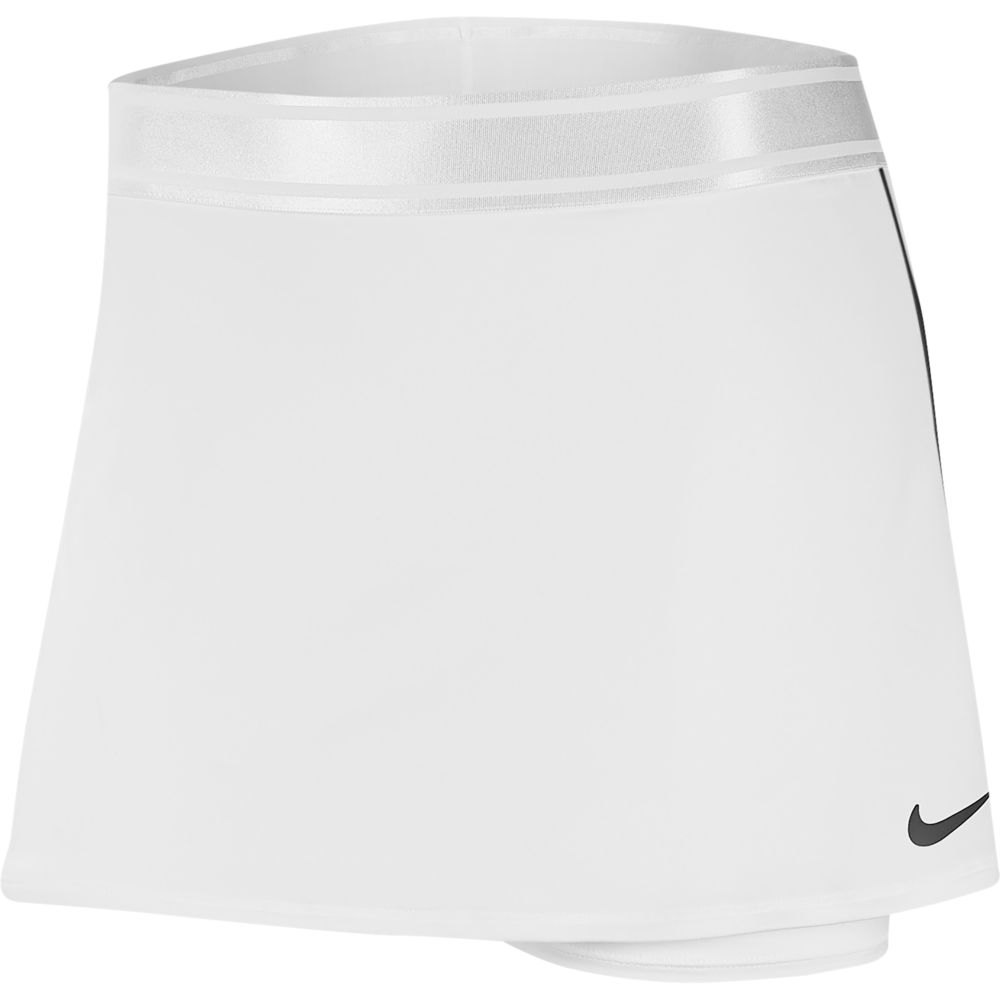 Nike Court Dri Fit Str L White / Black / White / Black