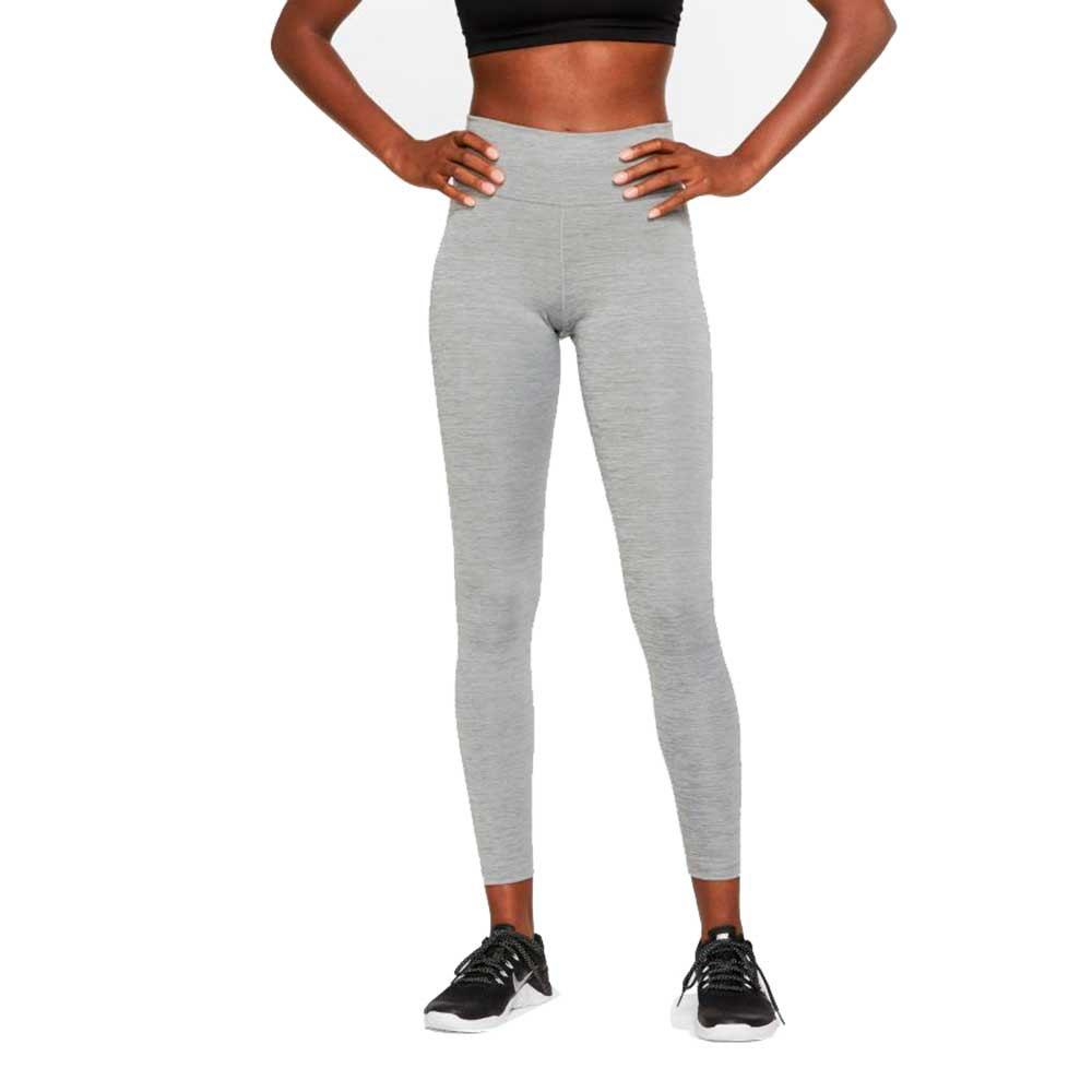 Nike Legging One L Irongrey / Heather / Black
