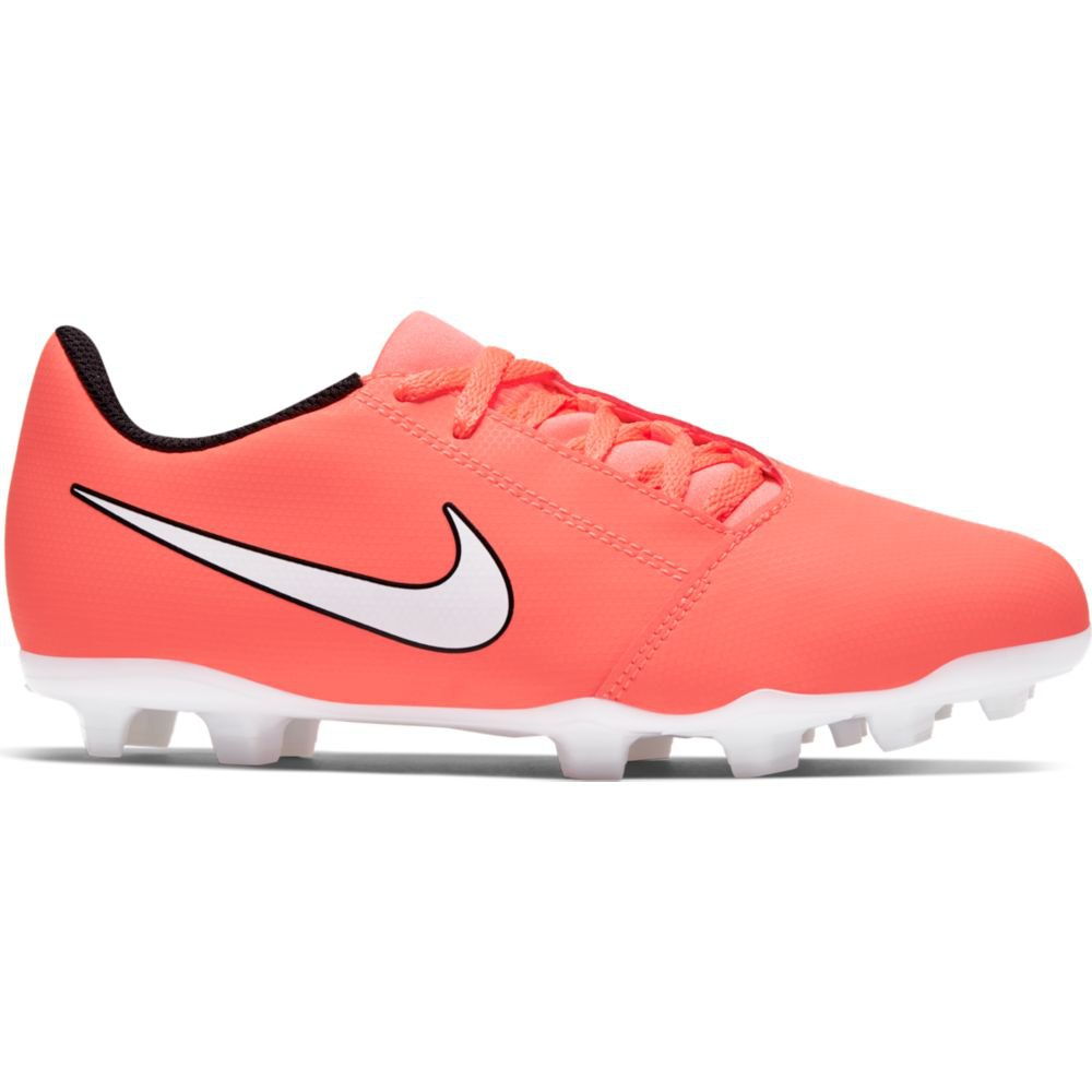Nike Phantom Venom Club Fg Football Boots EU 36 1/2 Bright Mango / White / Anthracite