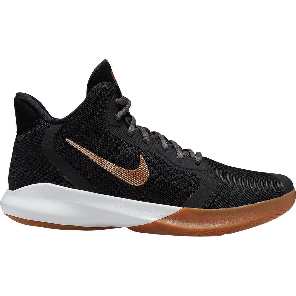 Nike Precision Iii EU 47 1/2 Black / Metallic Copper / Thunder Grey