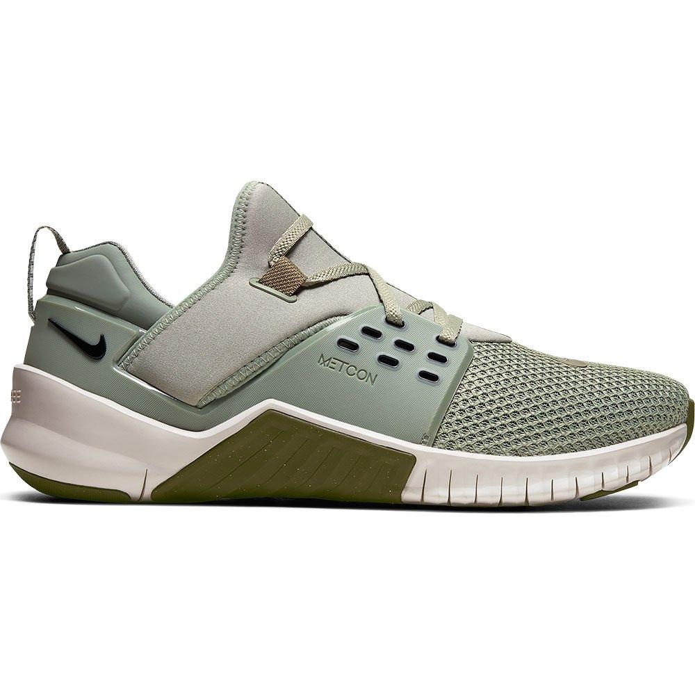 Nike Free X Metcon 2 EU 44 Jade Stone / Black / Medium Olive