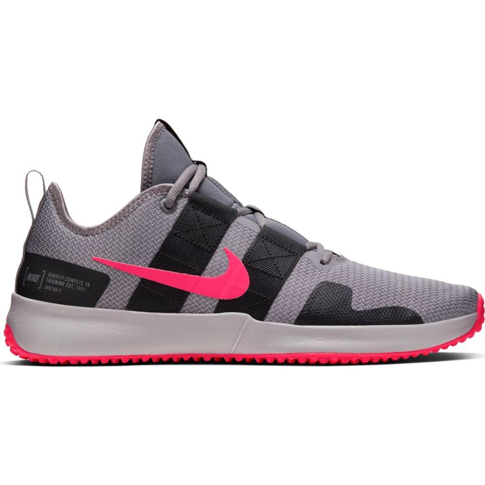 Nike Varsity Compete Tr 2 EU 49 1/2 Gunsmoke / Flash Crimson / Black