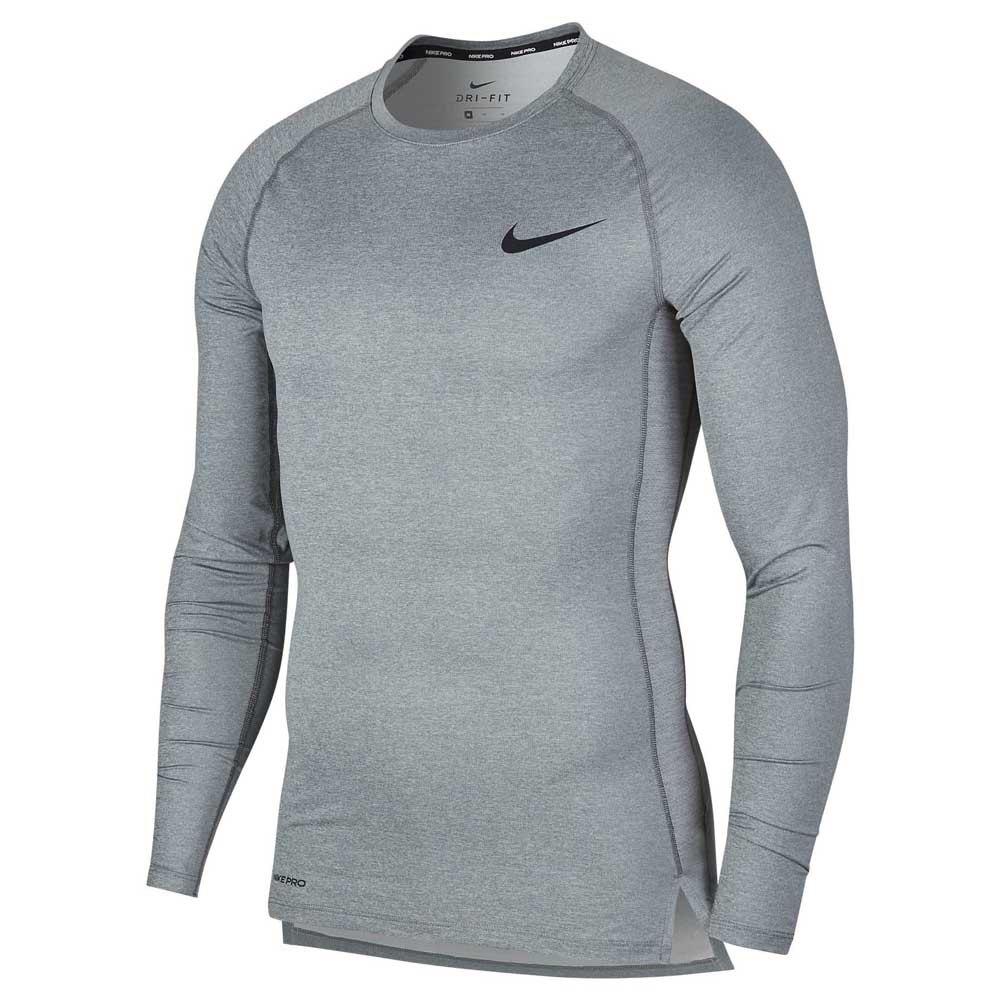 Nike Pro Tight XXL Smoke Grey / Lt Smoke Grey / Black