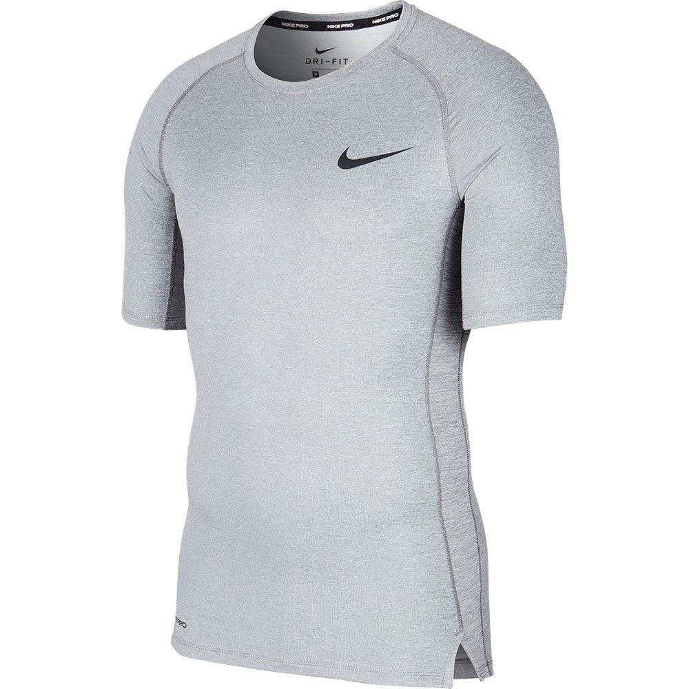 Nike Pro L Smoke Grey / Lt Smoke Grey / Black