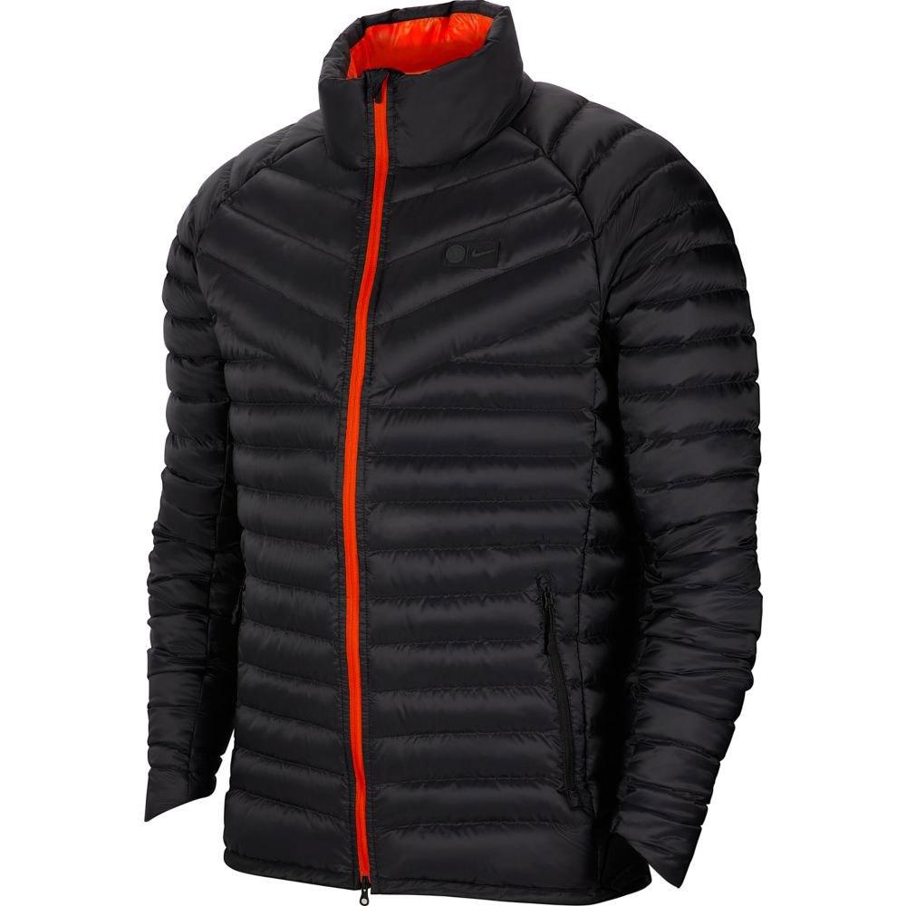 Nike Chelsea Fc Down 19/20 M Black / Rush Orange
