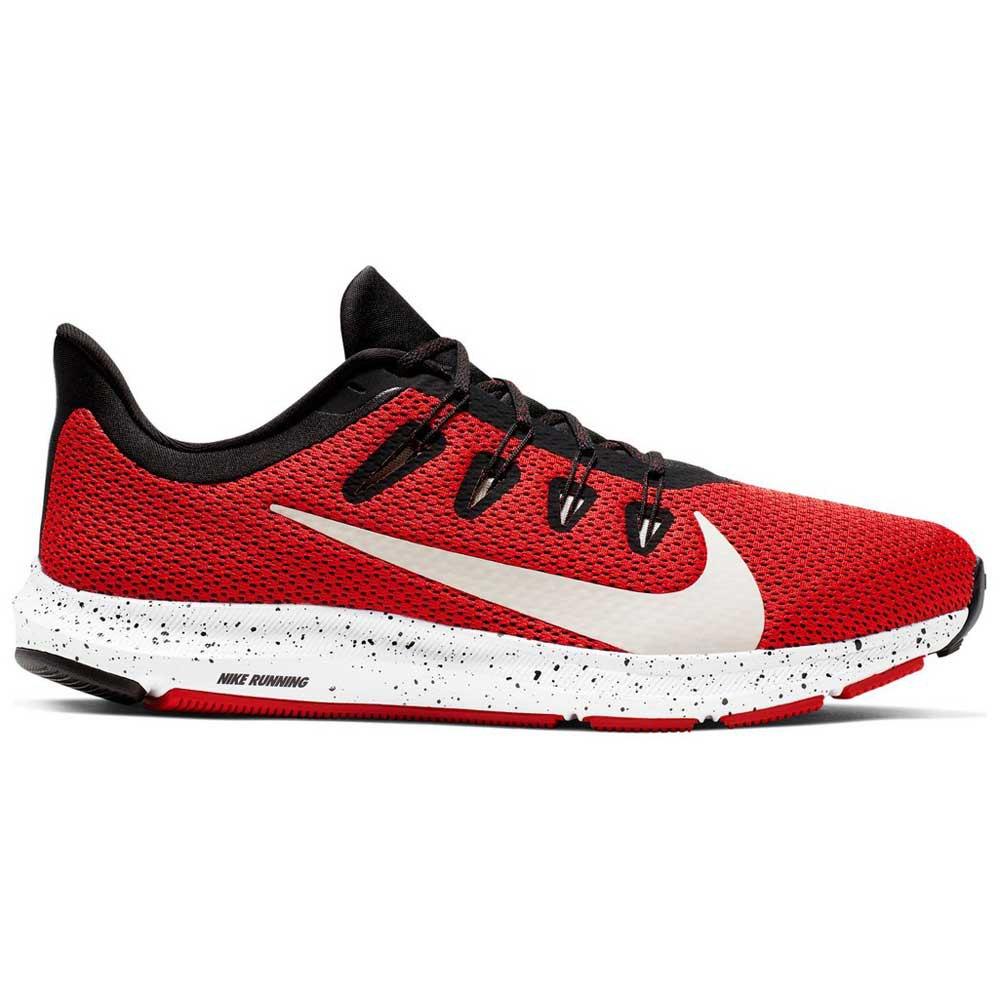Nike Quest 2 EU 38 1/2 University Red / Desert Sand / Black / White